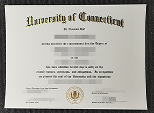 Quickly copy For Fake University Of Connecticut Diploma from USA