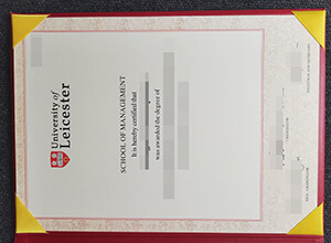 Where can I buy a fake University of Leicester degree in England?
