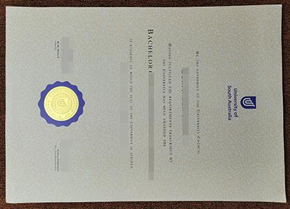 How to obtain a fake UniSA bachelor diploma, fake University of South Australia degree certificate