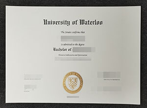 Geting a Fake Waterloo Degrees online,  buy fake University of Waterloo diplomas