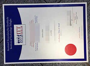 Institute of Technology Tallaght diploma