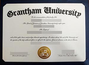 Buy a fake Grantham University diploma from USA, fake diploma order