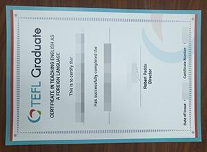 TEFL graduate certificate, Buy fake certificate from UK