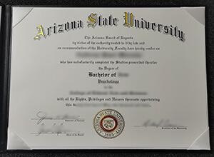 Where to order a fake Arizona State University degree?