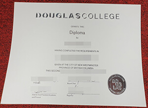 Purchase a Fake Douglas College Diploma, Order a fake degree in Canada