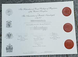 Buy fake FRCP certificate,MRCP fake diploma order