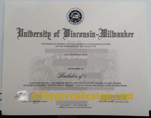 University of Wisconsin–Milwaukee diploma