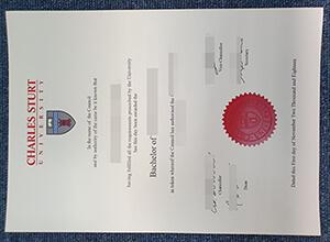Fake Charles Sturt University Diploma: Does It Works For Job Application?