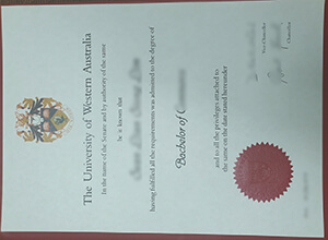 How to get a fake University of Western Australia diploma, buy UWA diploma