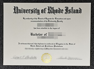Purchase a fake University of Rhode Island diploma, Order a Fake URI degree from USA