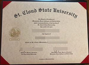 Buying a fake SCSU diploma, Where can I buy fake St. Cloud State University degree?