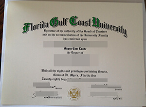 Where can I Buy Fake Florida Gulf Coast University diploma, Buy FGCU degree online
