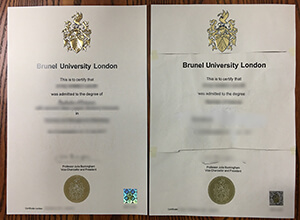 Brunel University London Fake degree, Buy fake diploma