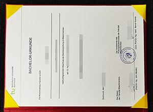 How to buy fake Technische Universität Dortmund Bachelor Urkunde from Germany?