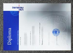 Uni Freiburg diploma