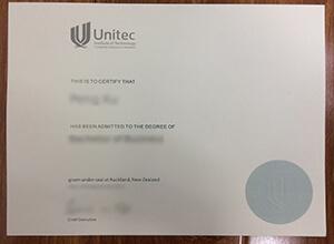 Unitec Institute of Technology degree