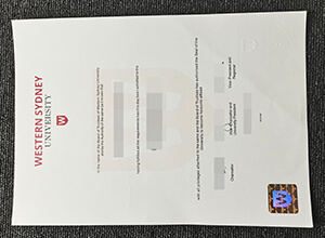 Your Key To Success: Get A Fake Western Sydney University Diploma