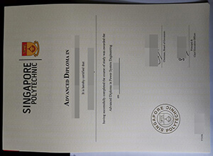 How to get a fake Singapore Polytechnic diploma?