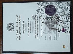 Fake certificate maker, How do I get a fake CIMA certificate online?