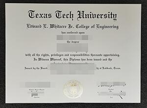 3 Ways To Improve Buy Fake Texas Tech University Diploma