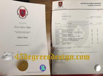 Can I buy fake ACU Bachelor degree? Purchase a Australian Catholic University Transcript