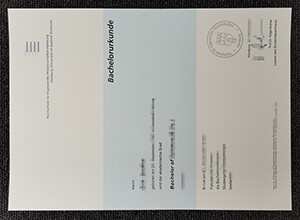Purchase a Hamburg University of Applied Sciences diploma
