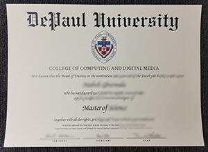 How to buy DePaul University diploma?Buy certificate online