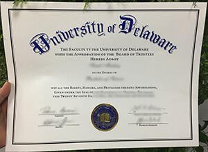 Buy University of Delaware diploma online