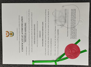 Details Of Buy Fake South Africa Degree Certificate Of Authentication