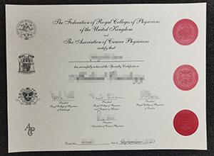 Copy FRCP(UK) Medical geology Certificate, Buy fake FRCP(UK) Neurology diploma