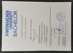 How to purchase fake RWTH Aachen University diploma?