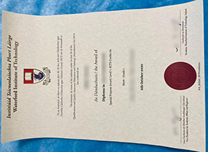 How to successfully order the Waterford Institute of Technology fake diploma in Ireland?