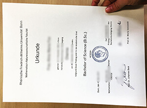Where To Buy Rhenish Friedrich Wilhelm University of Bonn Fake Diploma?