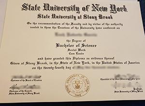 Order a fake SUNY at Stony Brook diploma, Buy fake diploma USA