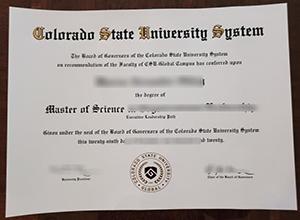 Where to order a fake CSU Global diploma?