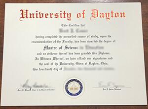 How to get a fake diploma at the University of Dayton, Buy UD fake degree