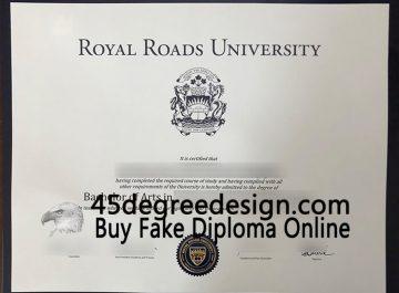 Order a Royal Roads University Fake degree, Buy Royal Roads University diploma in Ontario