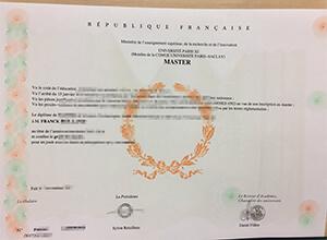 Purchase A Phony University of Paris XI Diploma, Buy Fake Diploma online