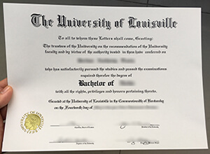 Useful Tips To Make A Fake University of Louisville diploma