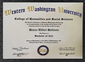How to get a fake WWU diploma online?