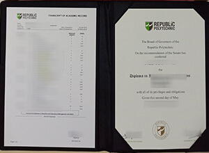 How to get a fake Republic Polytechnic diploma in Singapore?
