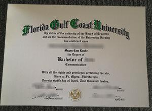 Buy FGCU diploma online, Order a fake Florida Gulf Coast University degree
