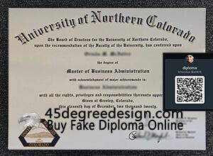 3 simple ways to make Northern Colorado University fake diploma faster