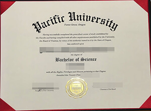 The easiest way to get a fake Pacific University diploma from the USA