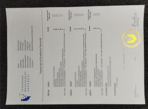 How long to get a fake Singapore Management University (SMU) transcript?