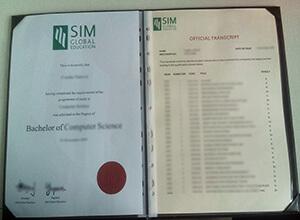 SIM University Diploma