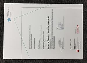 How to order a realistic Kalaidos Fachhochschule Schweiz diploma?