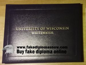 UW–Whitewater Cover