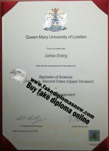 QMUL degree, QMUL diploma, fake QMUL degree