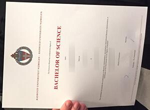 Radboud University Nijmegen diploma, Radboud University Nijmegen fake degree